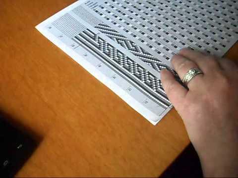 бисер схемы плетения сердца из