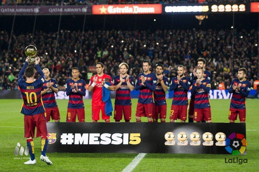 Примера. Барселона - Атлетик 6:0. Нокаут в первом раунде - изображение 4