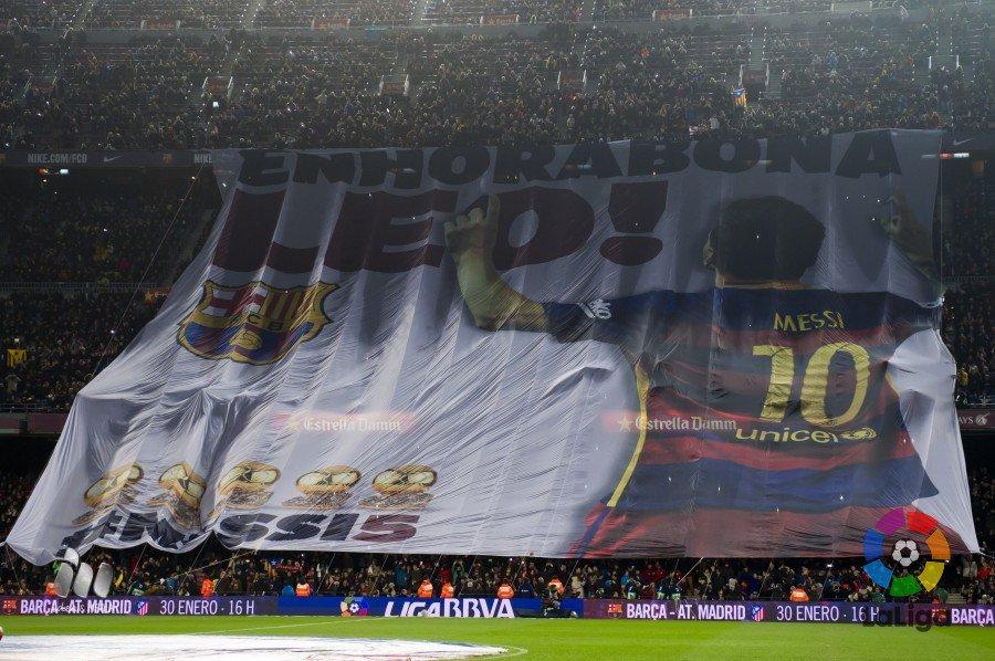Примера. Барселона - Атлетик 6:0. Нокаут в первом раунде - изображение 3