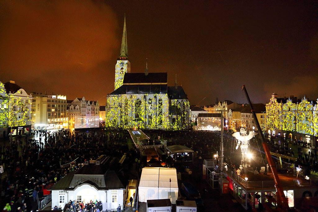Dnes je to rok, co se Plzeň stala Evropským hlavním městem kultury. Rádi jsme si zavzpomínali. https://t.co/G883jfJubi