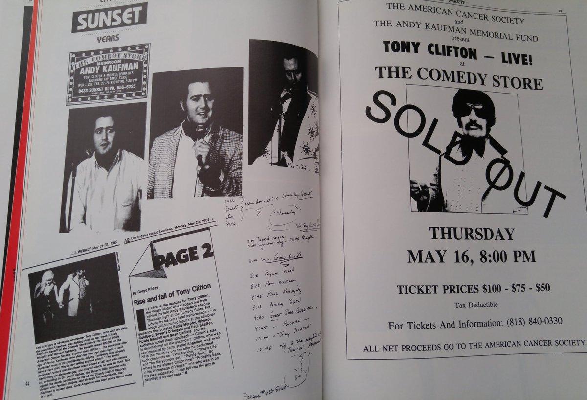 Happy Birthday to the late??? Andy Kaufman! @TheTonyClifton https://t.co/9C7wYMhHlh