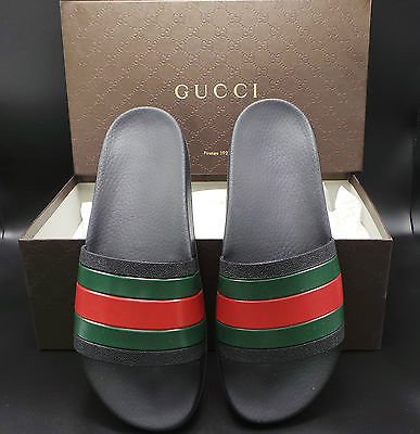 The Gucci Pursuit Slides restocked on @Nordstrom   SHOP HERE: https://t.co/ol0iAzdWvO https://t.co/4xv3JPxMXz