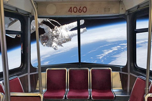This is what the #TTC would look like in outer space via @blogTO https://t.co/05mxwhEv0X https://t.co/xmFMiHYkev