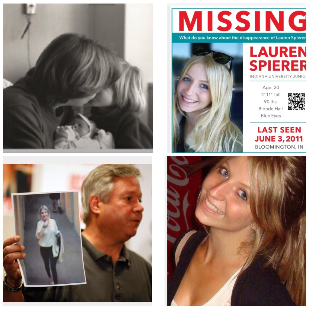 Happy birthday beautiful girl. Missing you today and every day you've been gone. #FindLauren https://t.co/0LcH1Rychd