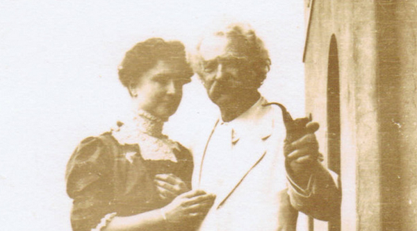 helen keller and mark twain part 2 essay Mark twain with helen keller helen keller has been dumb, stone deaf, and stone blind, ever since she was a little baby a year-and-a-half old and she doesn't know merely things, she is splendidly familiar with the meanings of them when she writes an essay on a shakespearean character, her.