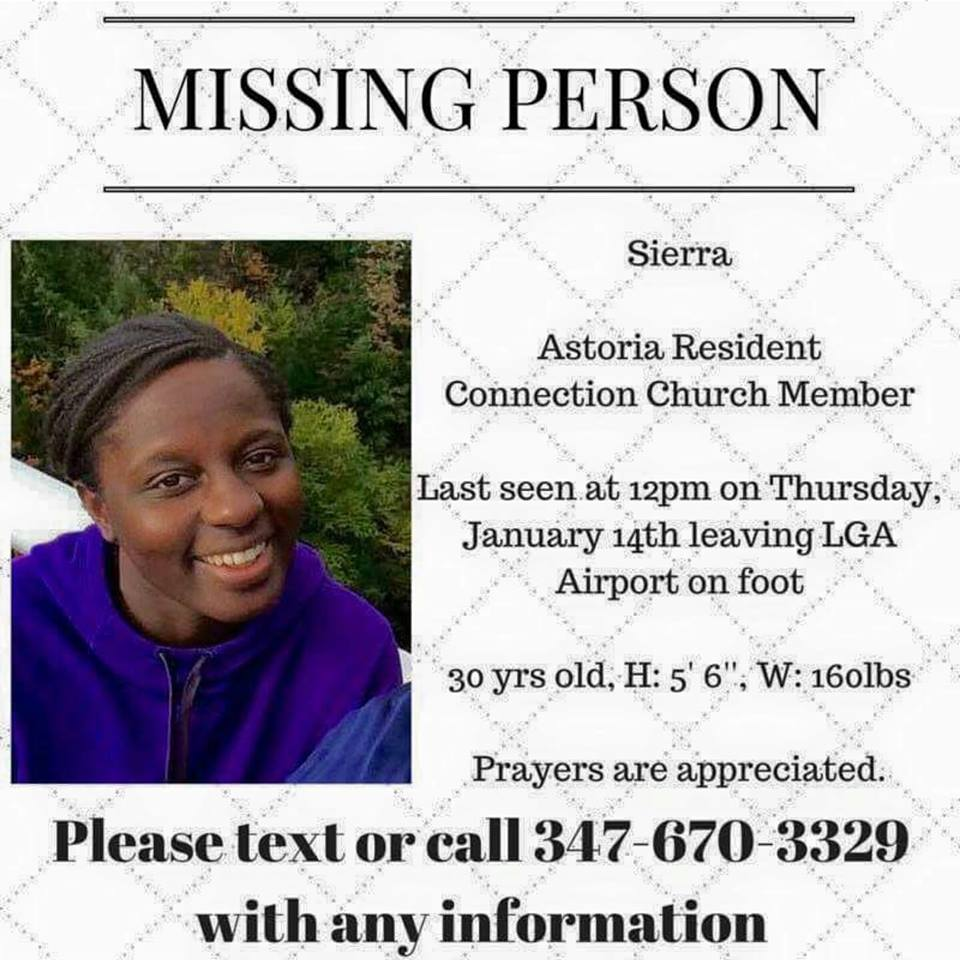 Pls RT - Help Find Sierra Shields @Mitch_M @BossladyPierce @beansouptimes @audrawashington @BevMahone https://t.co/5reUIXbLfP