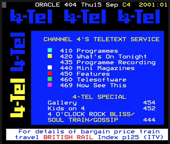 Using computational power to recover Teletext pages from VHS tapes → https://t.co/K2r9sR6ywl https://t.co/QUdhbXwNxX https://t.co/fWMX95M5a3