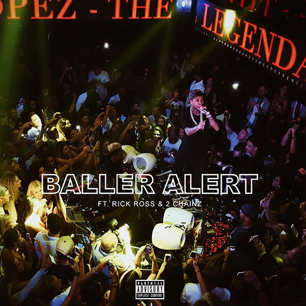 Digiwaxx DJ Pack: @Tyga feat @rickyrozay @2Chainz - Baller Alert https://t.co/WS5SZ2R478 #RawwestN*ggaAlive https://t.co/ZMEeu89xGQ