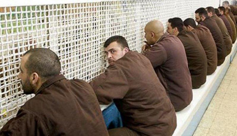 Filistin: Nafha hapishanesindeki 50 Tutsak Açlık Grevine Başladı