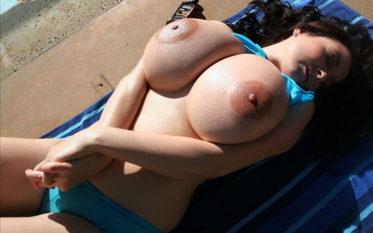 Old Biggest Natural Tits Ever