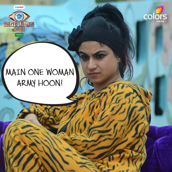 Bigg Boss 9: No Toilet No Shower, 24 Hours Bigg Boss Power!