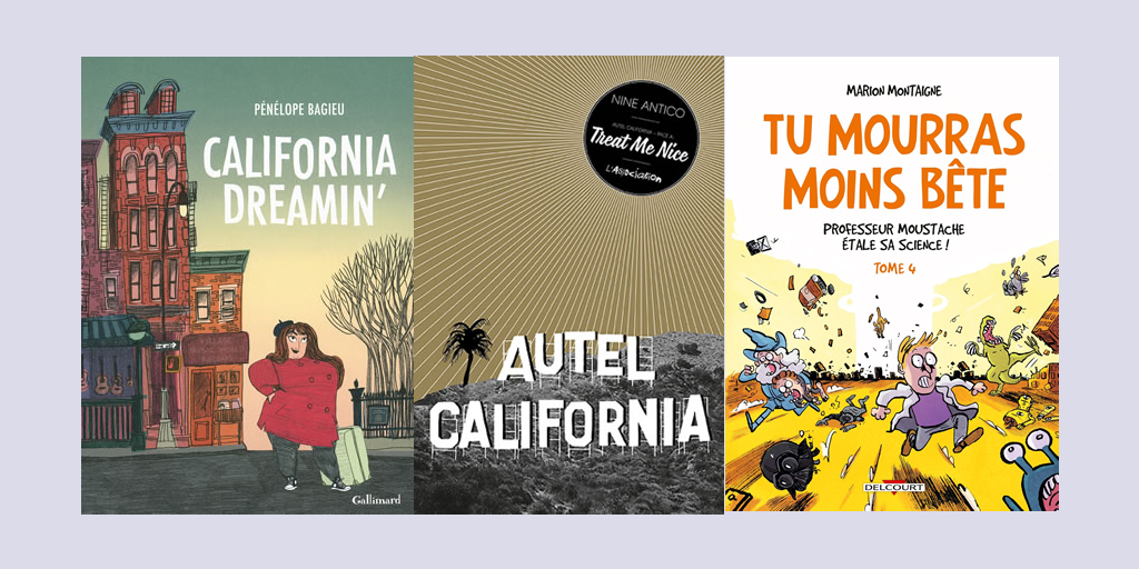 Pas assez d'auteurEs au Festival BD d'#Angoulême ? Elles sont ici ;) https://t.co/yg0q21ZuNR #WomenDoBD