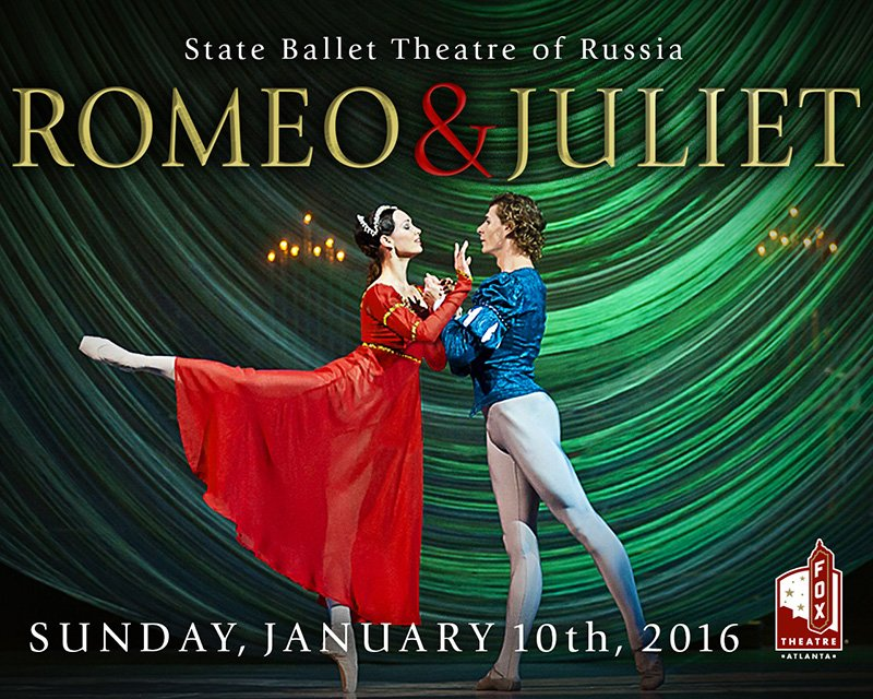 Last chance to RT this post & enter drawing for FREE pair of tix to see Romeo & Juliet @TheFoxTheatre on Jan. 10 https://t.co/MLPgYPkHof