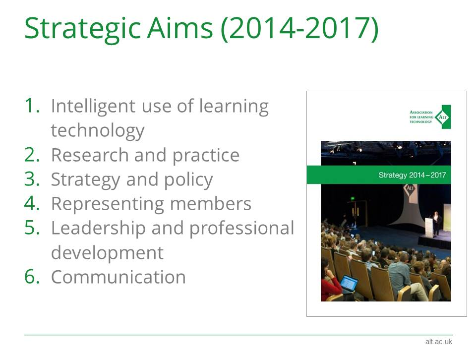 .@A_L_T's strategic aims ... also available from https://t.co/iOPRwAbdbo #elearninged https://t.co/6wiViMk4Pz