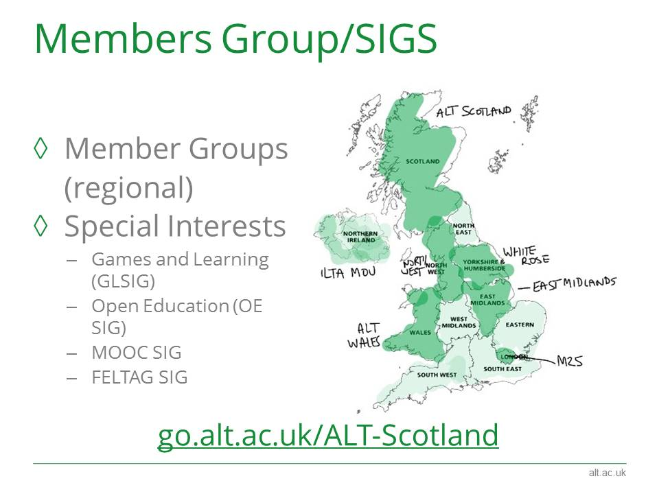 .@A_L_T has a number of regional Members Groups and SIGs including https://t.co/u2XlzxtKkp #elearninged https://t.co/MpiR8k9Hsm