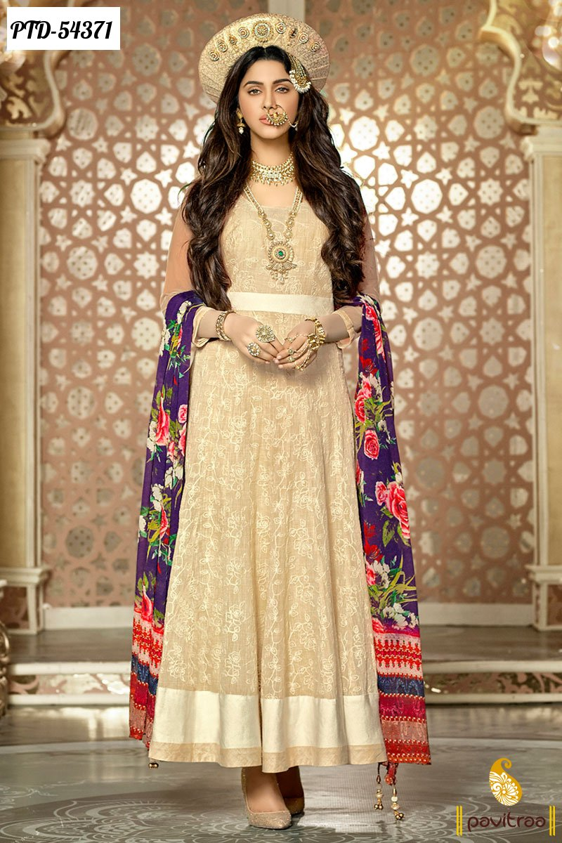 80fc4146a1 Anarkali Dress Online Shopping In India
