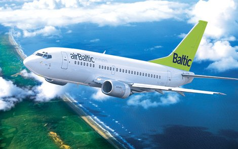 Latvian carrier @airBaltic named most punctual airline in the world for 2nd year running.  https://t.co/LbWiaduOBa https://t.co/lWyJD7DyIl