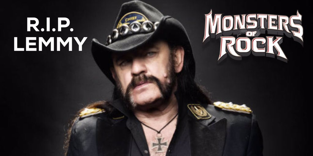 Lemmy Kilmister's memorial service will be broadcast live on YouTube at 3pm PST on Saturday https://t.co/sYJWC8Altr https://t.co/QwUvEbhPUZ