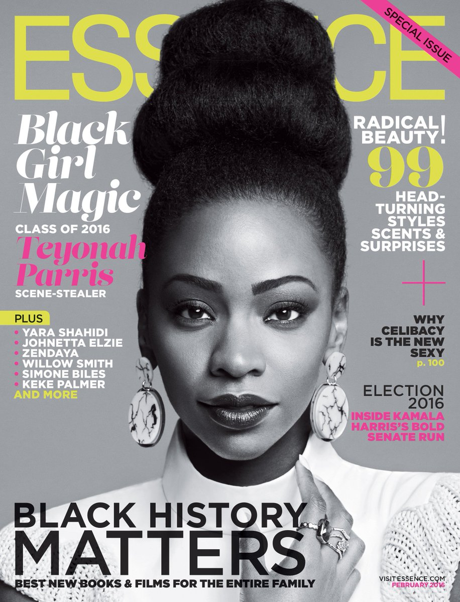 #SneakPeek of our #BlackGirlMagic cover story in the February issue: https://t.co/3SZxD65Vw0