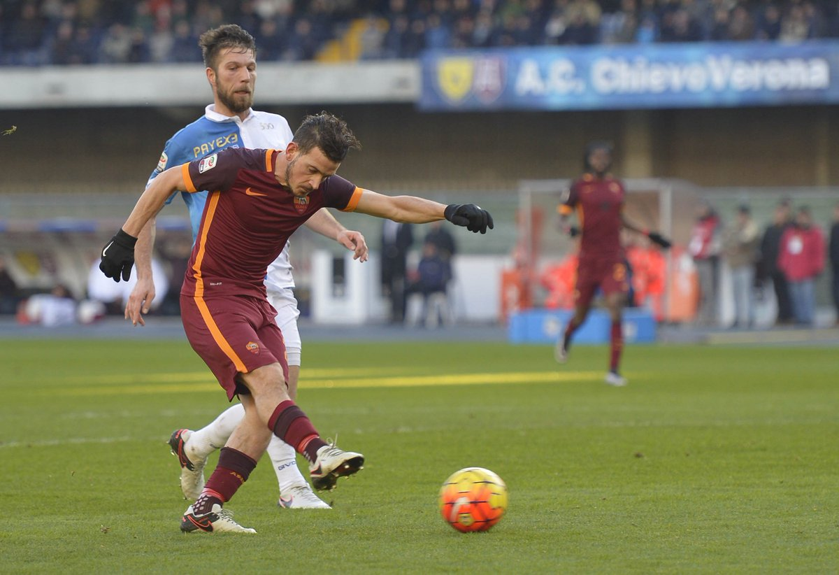 Video: Chievo vs AS Roma