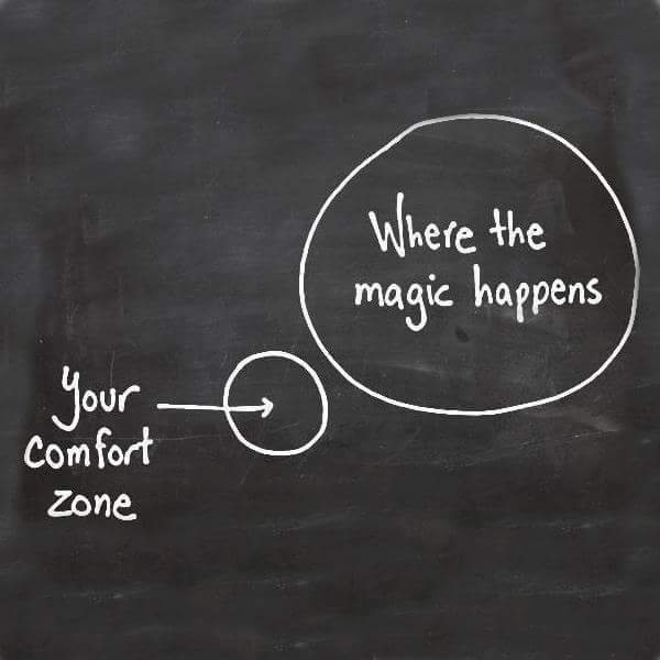 Everything you ever wanted is just outside your comfort zone. https://t.co/v2mNsvBPeq