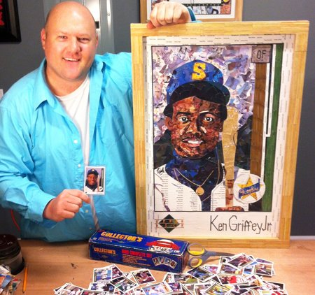 Upper Deck On Twitter At Darrenrovell At Timcarrollart Ud Had Griffey