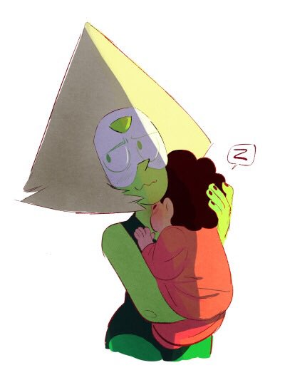 """Peri and baby Steven AahHH"""
