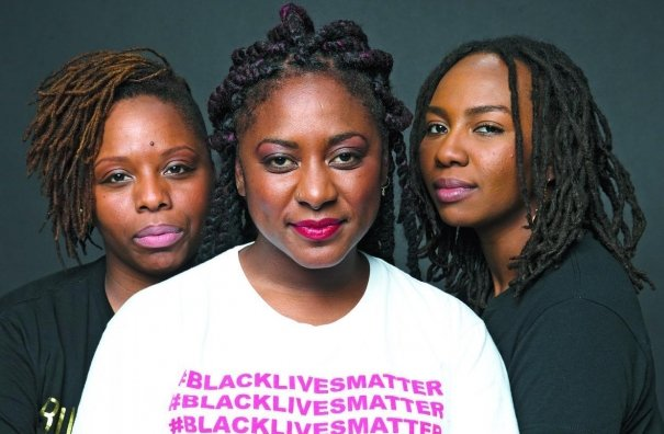 3 women, a hashtag, and the birth of a movement #BlackLivesMatter https://t.co/V2KS9W5UEw https://t.co/zhdee128yv