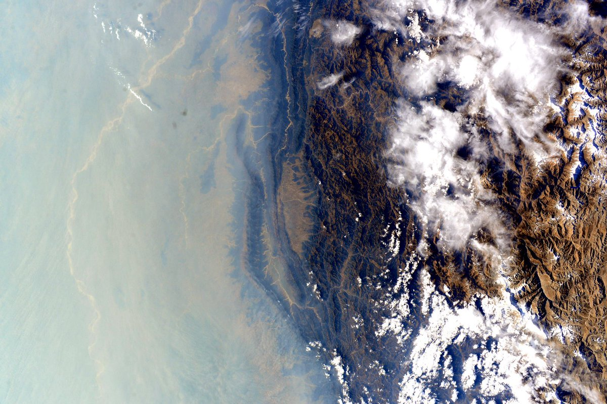From Space, Earth Looks Sickly And Fragile, Astronaut Says