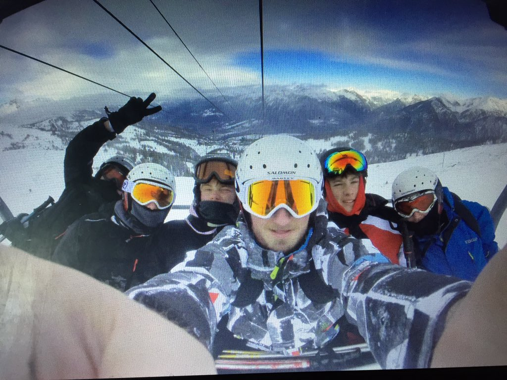 What a view, the mountains aren't that bad either #Boddy #Parker #McGowen #McNeill #White #Bryne  @magnuscofepic.twitter.com/zrc7GIxs76