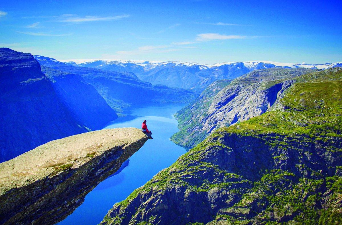 Lieber am #Fjord? Kein Problem: 7 Tage Kreuzfahrt durch das sommerliche #Norwegen: https://t.co/UU8ieQeznV https://t.co/m5TSC8aowf