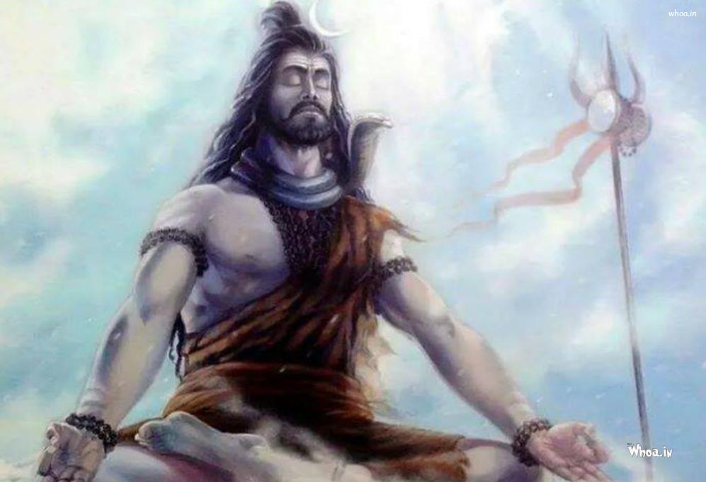 Shri Shiv Shankarji HD Wallpapers free download