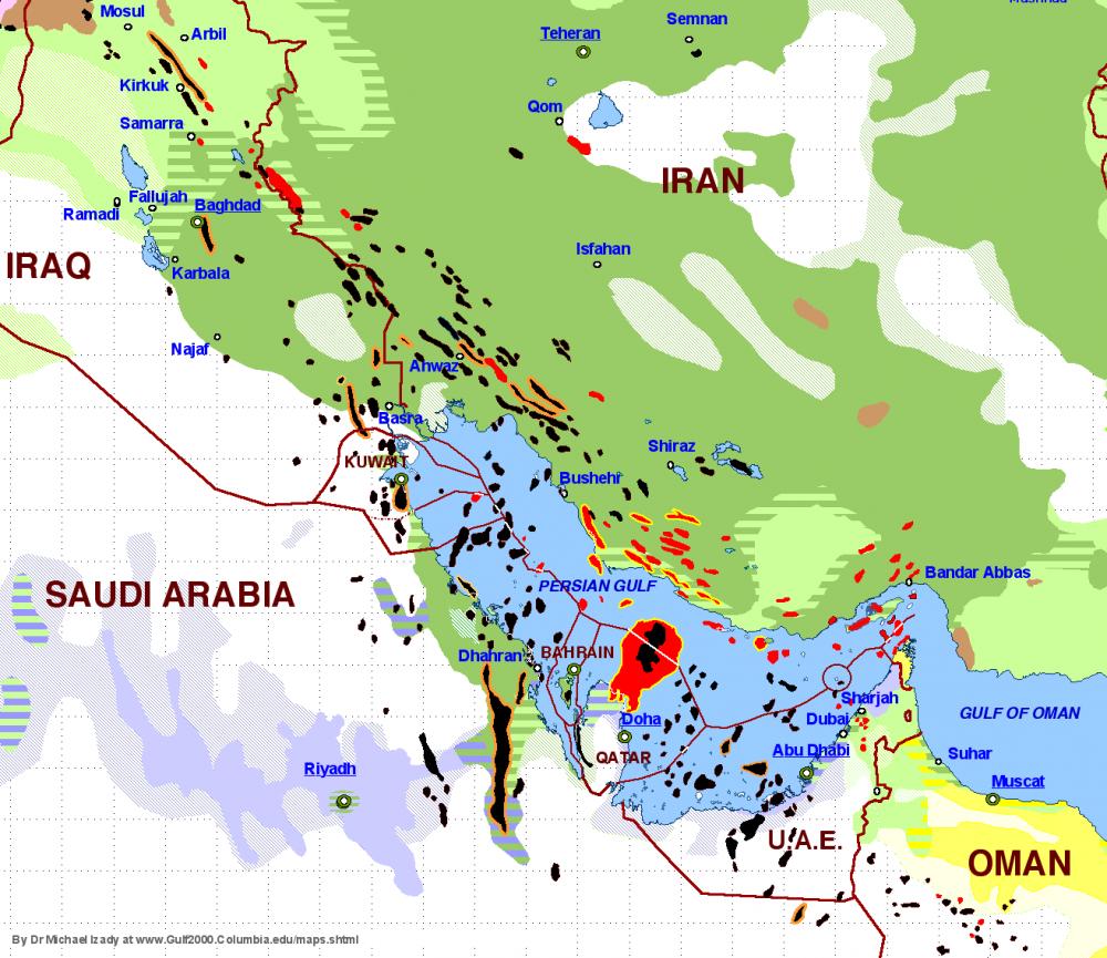 Riyadh Nightmare Scenario