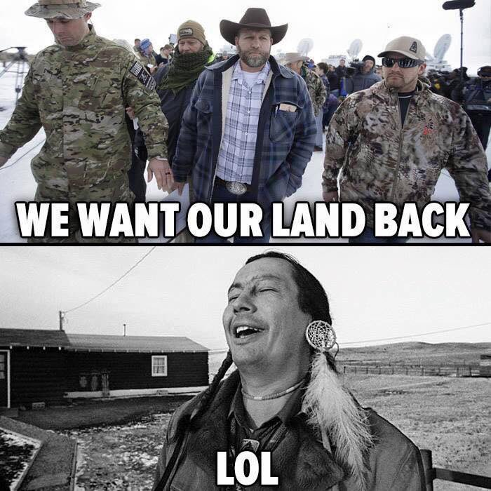 Sometimes Internet synopses nail it.  #memeskeepit100 #OregonUnderAttack https://t.co/um7jQSmkG0