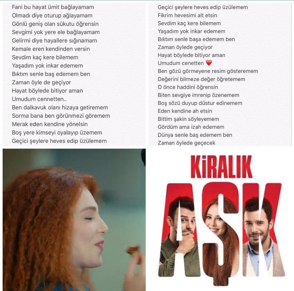 Jülide çilingir özüm On Twitter At Bonya6 Ahmet Enes Cennet şarkısı