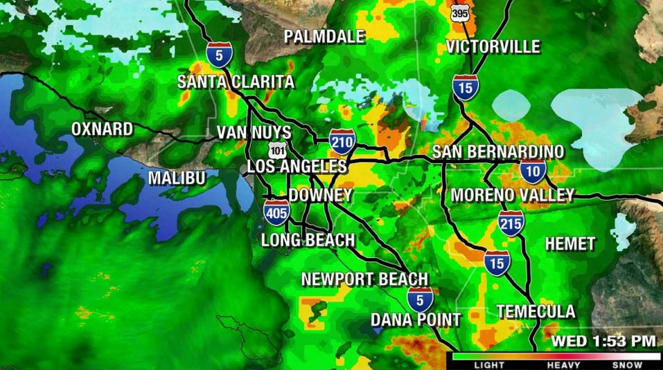 Get weather alerts with the free abc7 mega doppler app