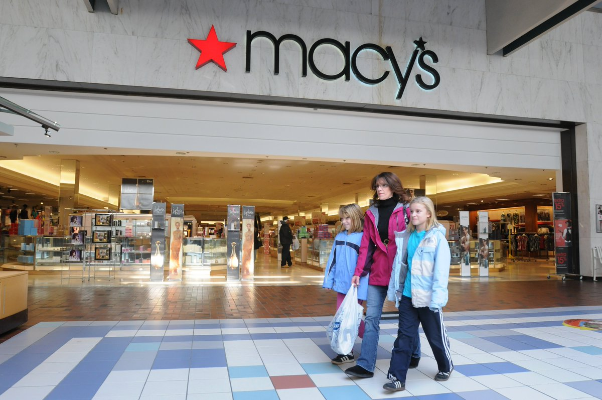 in the Eastfield Mall in Springfield, in Enfield and Berkshire Mall ...