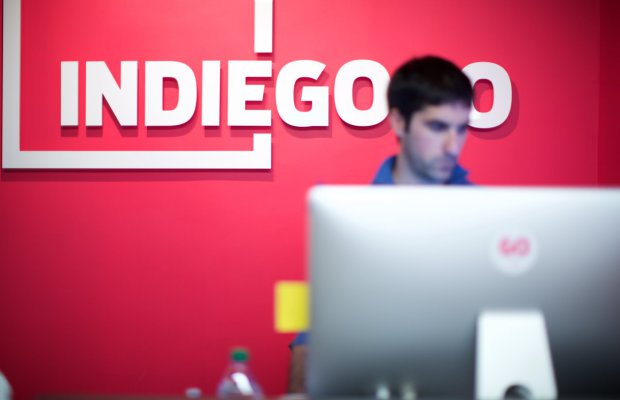 Indiegogo helps big companies crowdfund their gadgets