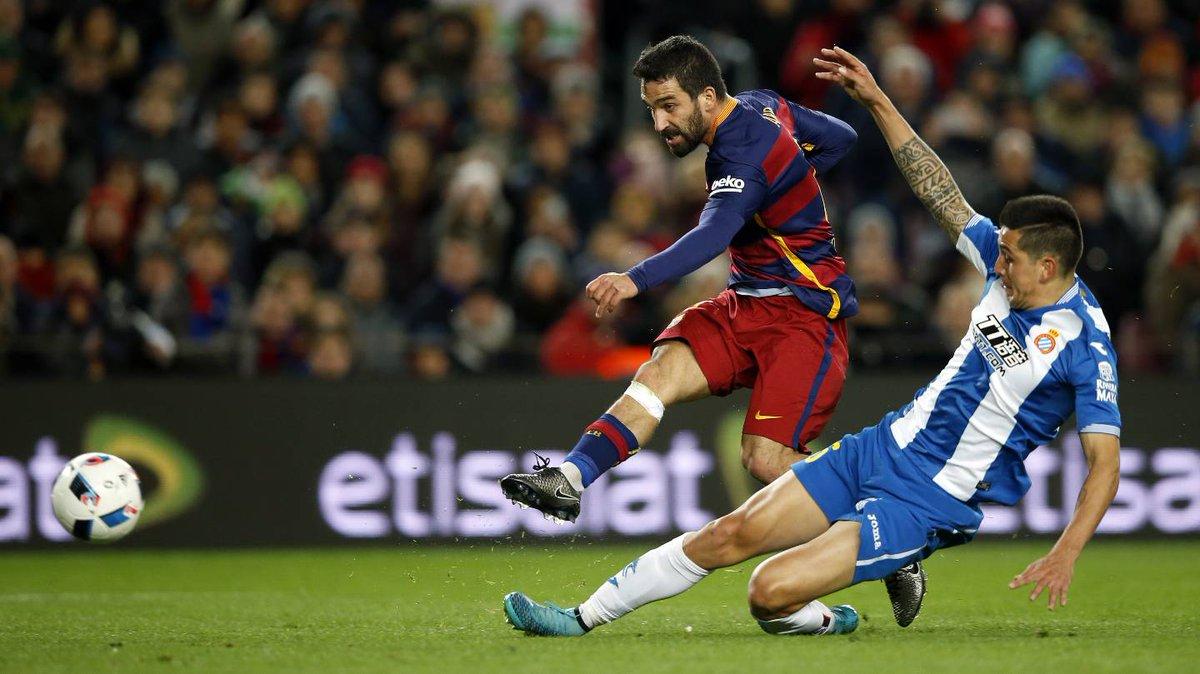 35cb4dc978f Arda Turan y Aleix Vidal han disputado su primer partido con el FC Barcelona  http://ow.ly/WJ60Q #FCBlivepic.twitter.com/XtMbD4hn4l