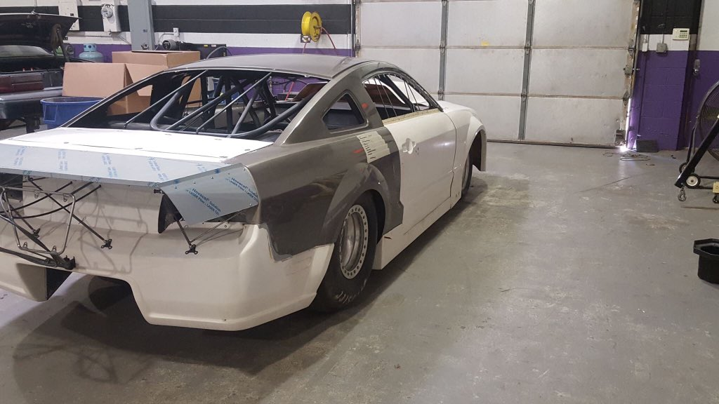Street Outlaws Fans On Twitter Boosted Gt S New Car Is Close To Being Complete Streetoutlaws Meanmustang Https T Co Qib13xgbmf