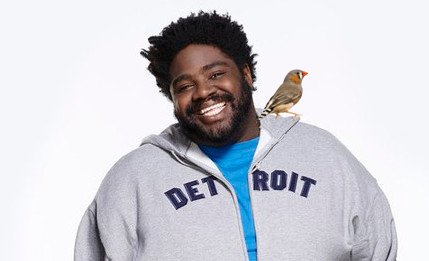 Ron Finches #BirdCelebs @midnight @RonFunches https://t.co/ioB6WMDDm1