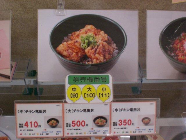 「千葉大学 チキン竜田丼」の画像検索結果