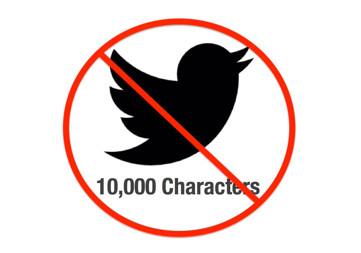What do you think of the 1000 characters limit?