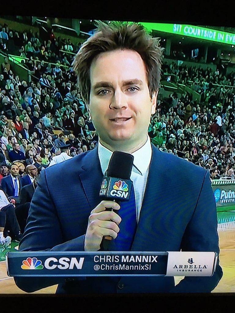 Preposterous hair @ChrisMannixSI