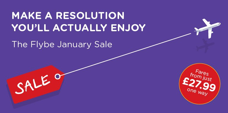 Save ON One Way Weekend Breaks At Flybe
