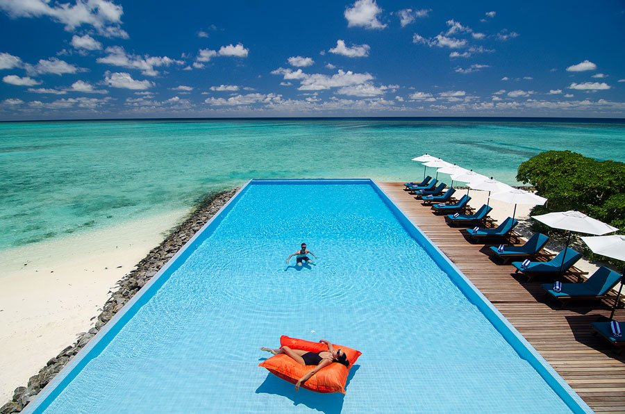 Island View Insider >> Maldives Insider On Twitter Pool Side View From Summer Island