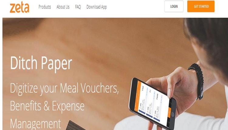 Directi Launches Zeta, Mobile Based Meal Voucher Platform https://t.co/KJVMvcglb6