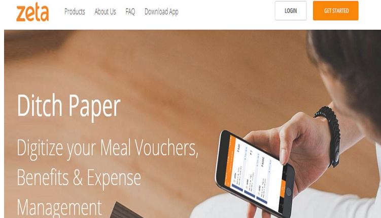 Directi Launches Zeta, Mobile Based Meal Voucher Platform https://t.co/KJVMvcglb6