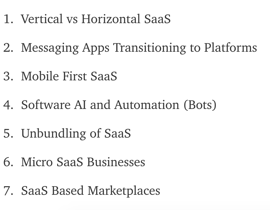 7 Trends That Will Shape the SaaS Industry in 2016 https://t.co/BGAEJOnUwc https://t.co/u40tlx7dkd