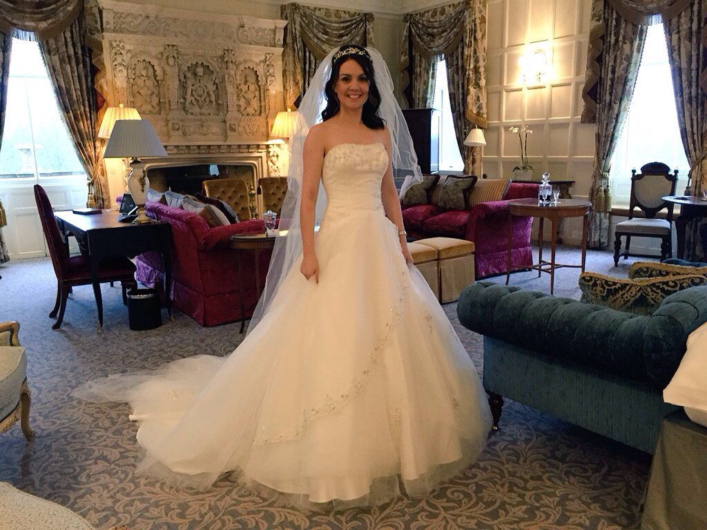 Laura Tobin On Twitter Quot This Is My Actual Wedding Dress I